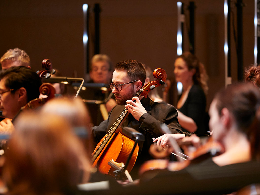 Huawei presents 'Unfinished Symphony'