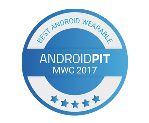 Best Android Wearable MWC