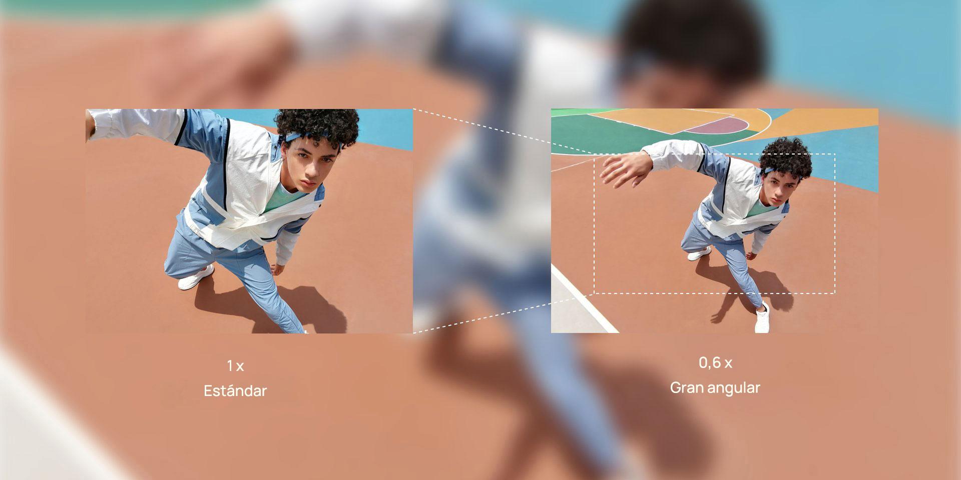 HUAWEI P smart 2021 Ultra Wide Angle Lens