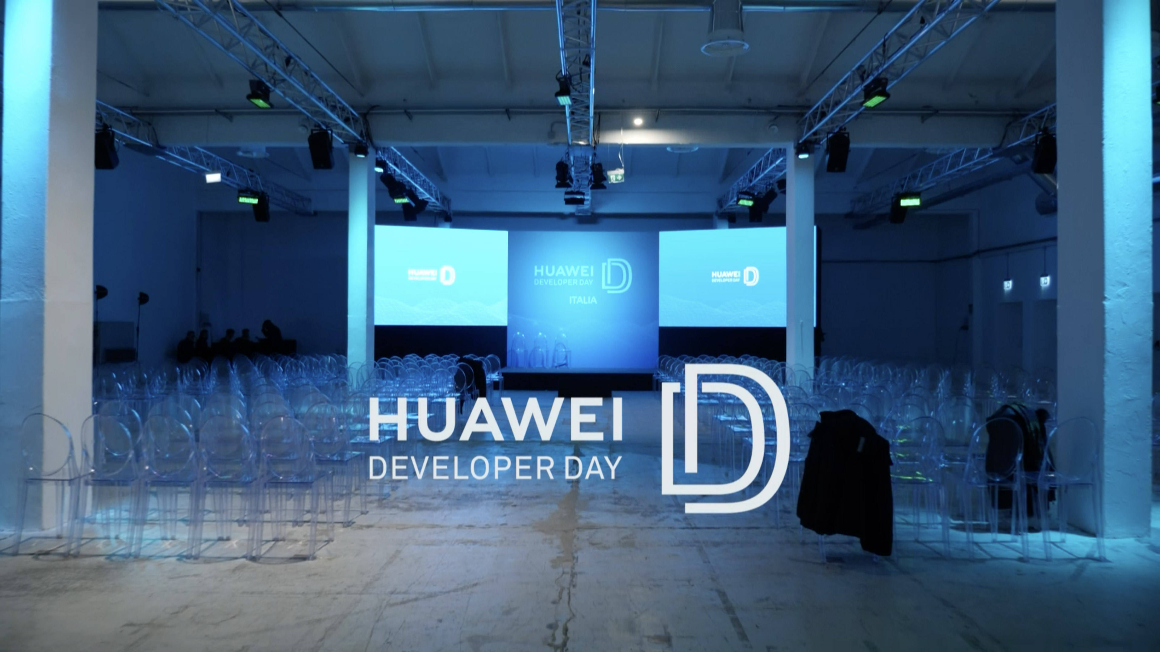 huawei developer day video