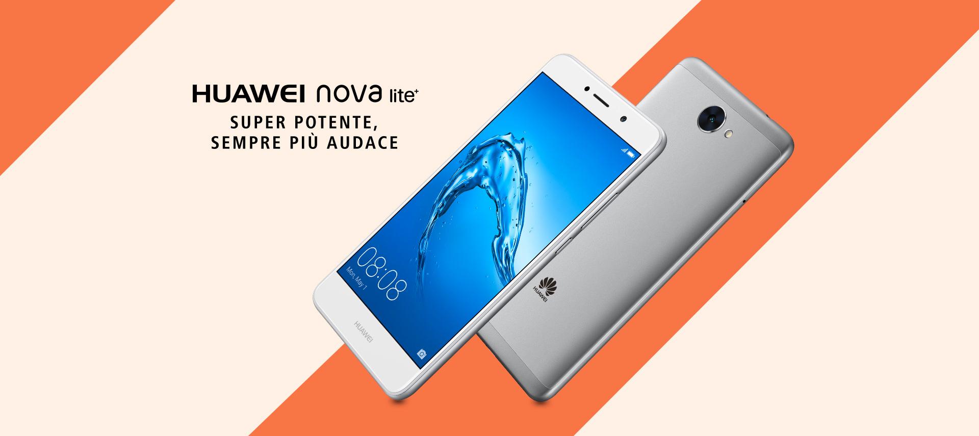 Huawei Nova Lite Smartphone Smartphone Huawei Italy