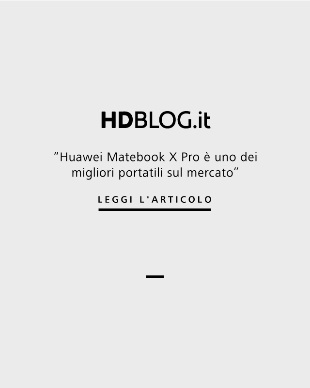 Review MateBook X Pro