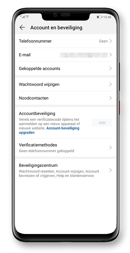 Tweeledige verificatie