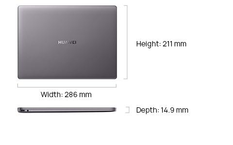 HUAWEI MateBook 13 2020 AMD