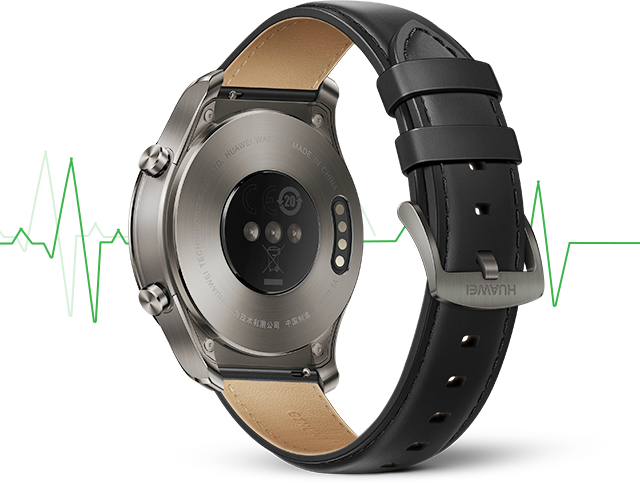 CONTINUOUS HEART RATE MONITORING