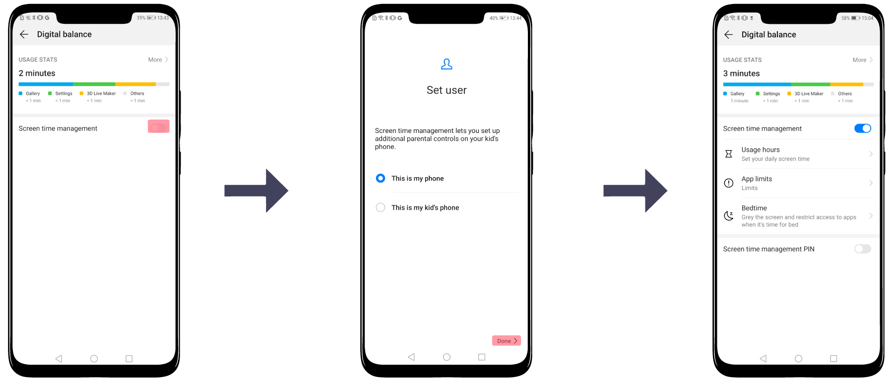 Manage your phone usage habits with Digital Balance
