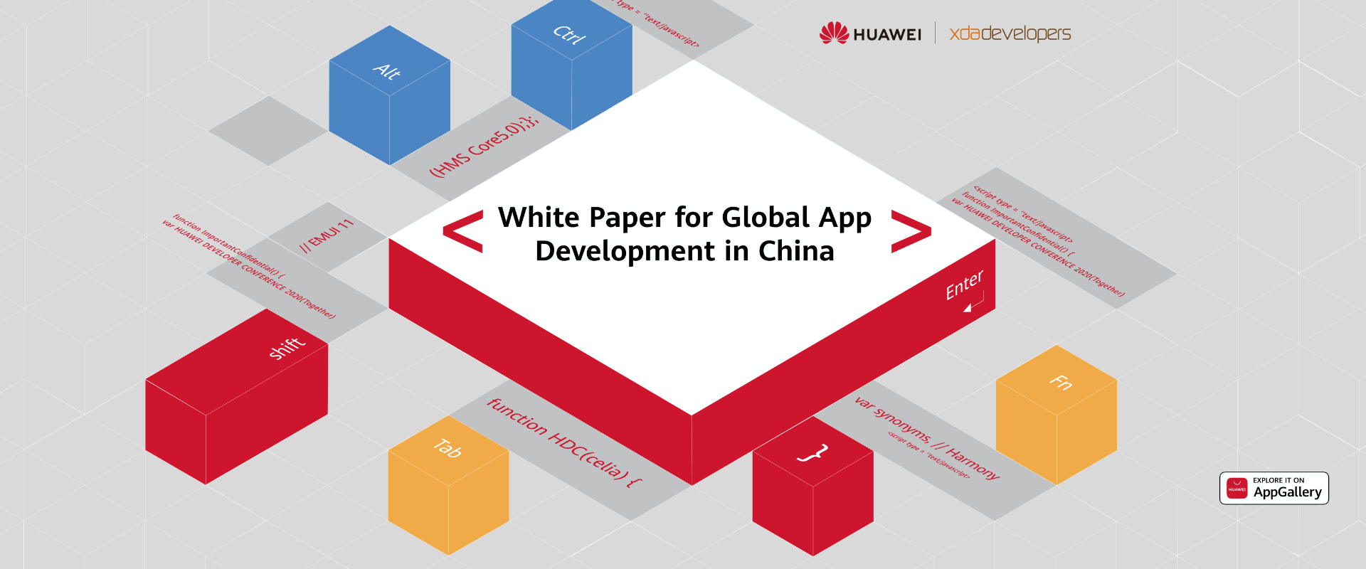 white paper on the development of the global appliccation market